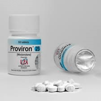 Proviron dosage: Mesterolone Arms & Chest