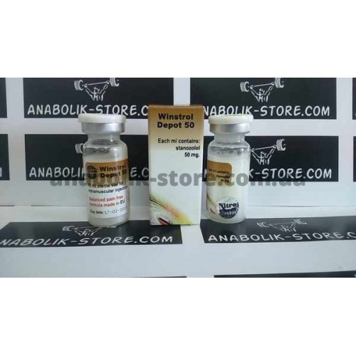 Injectable Winstrol