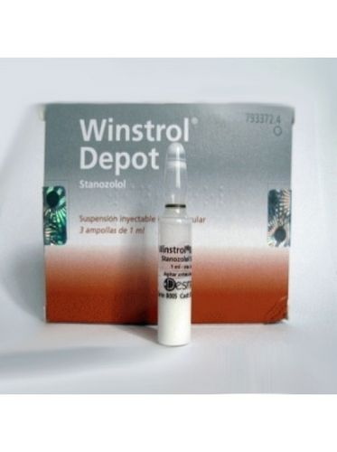 Stanozolol injection
