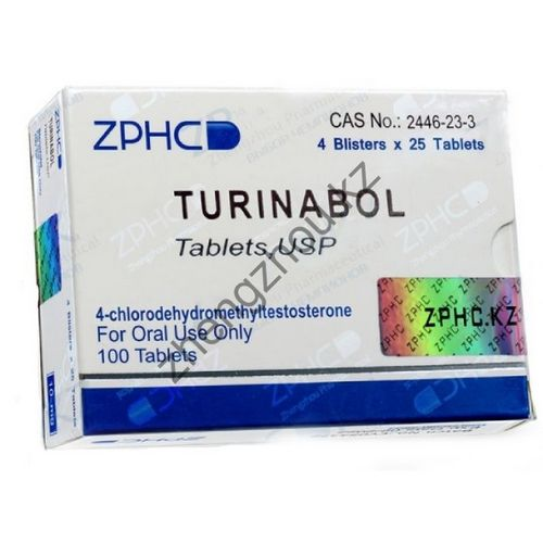 Turinabol results
